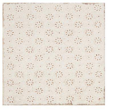 Our slub cotton Villa Tile Blue fabric is inspired by mid-century modern tile work. Ellen Plummer Plummer449 Profile Pinterest