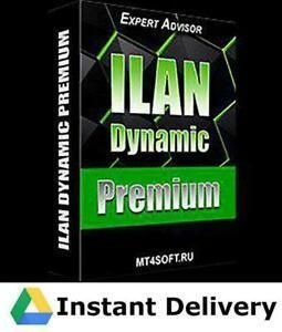 Ilan Dynamic Premium V2 Unlimited Forex Expert Advisor