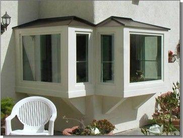 Bay Window Andersen Box Windows Anderson Pano Bench