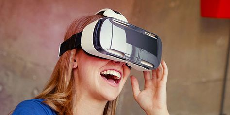 We so, so badly want to play video games on the Samsung Gear VR ($199.99 at Best Buy).