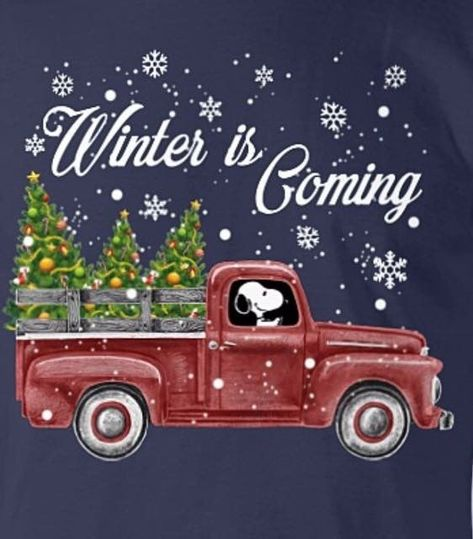 ideas funny christmas pictures friends for 2019 Peanuts Christmas, Christmas Truck, Charlie Brown Christmas, Charlie Brown And Snoopy, Xmas, Christmas Nativity, Funny Christmas Pictures, Funny Christmas Cards, Christmas Humor