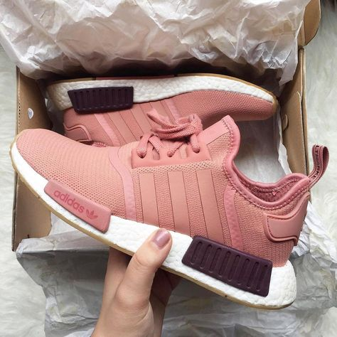 d6d6814401a Adidas NMD R1 Blanch Purple Womens sizes S75721 in 2019