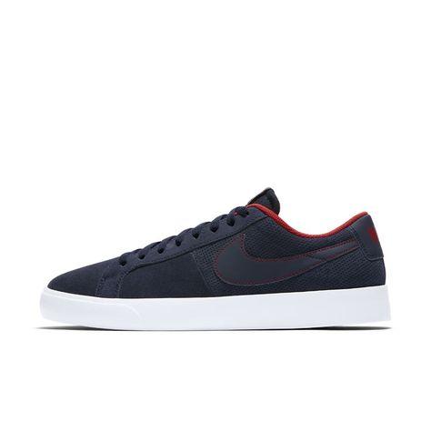 7944e6e50 Nike SB Blazer Vapor Men s Skateboarding Shoe Size 8.5 (Blue)