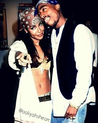 👑GlaMBarbiE👑my ♥: Aaliyah and Tupac