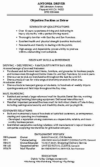 Warehouse Resume Objective Examples Luxury 13 Sample Resumes For Warehouse Work Inventory In 2020 Resume Objective Examples Job Resume Samples Warehouse Resume