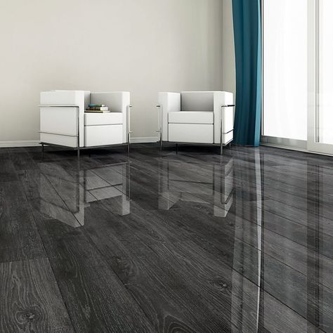 Elesgo Glamour Life Pott Oak High Gloss Laminate Flooring Leader Floors High Gloss Floors Laminate Flooring Flooring