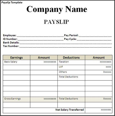 Total amount in payslip myob community MYOB Community - fake payslip template