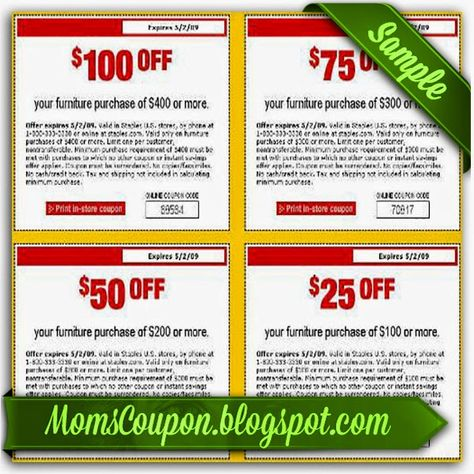 Staples Coupon February 2015 Free Printable Coupons Printable Coupons Internet Coupons