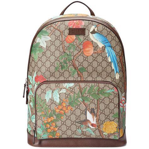 269f5316251d Gucci Gucci Tian Gg Supreme Backpack ( 1