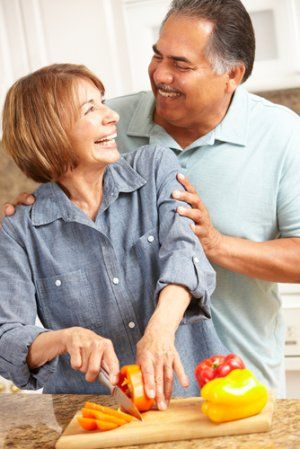 They are recent empty nesters and she's having a hard time adjusting her cooking. Our readers share cooking tips for when there are just two.