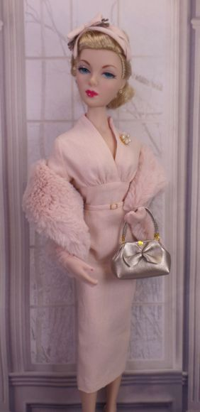Pink Purse for Gene /& Friends Doll
