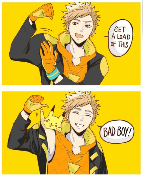 Lol gotta admit this is pretty cute but come on Spark is pretty fucking lame xD.