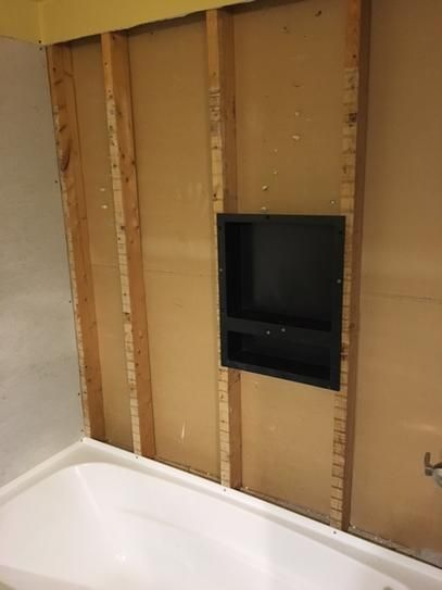 tile ready shower niche shower niche