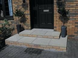 Image Result For Front Doorstep Ideas Front Door Steps Cottage Front Doors Front Steps