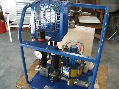 Ad Ebay Url Sc Hydraulic Engineeing 10 6 Series Liquid Pump Hydro Testing Used One Time In 2020 Hydraulic Systems Hydraulic Hydro