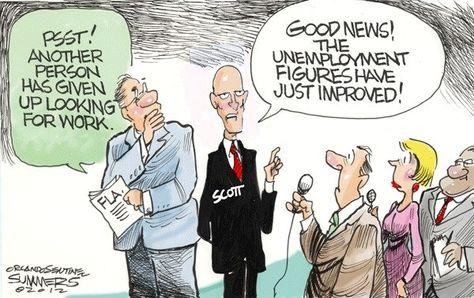 Unemployment Political Cartoons Cartoon Satire Humor