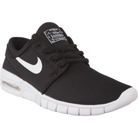 Nike Stefan Janoski Max Gs 001 czarne | Stefan janoski, Buty