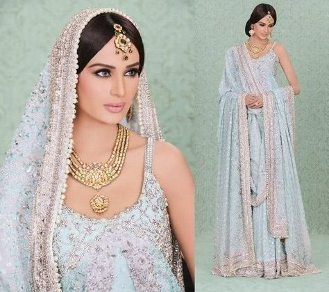 This is the image gallery of Pakistani Bridal Walima Dresses Collection 2014. You are currently viewing Pakistani Bridal Walima Dresses Collection 2014 (19). All other images from this gallery are given below. Give your comments in comments section about this. Also share stylehoster.com with your friends.   #walimadresses, #bridalwalimadresses, #bridaldresses, #pakistaniwedding