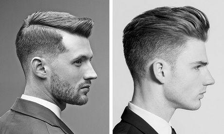 Fryzury Męskie Zaczesane Do Tyłu Fryzury Męskie W 2019