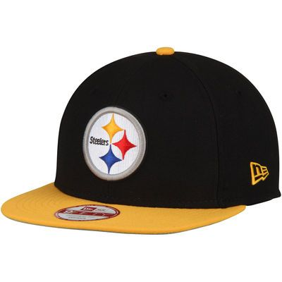New Era Original-Fit Snapback Cap Pittsburgh Steelers