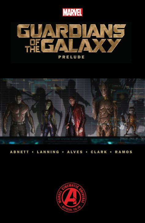 Marvel's Guardians of the Galaxy Prelude (2014) MARVELS GUARDIANS OF THE GALAXY PRELUDE - Special Issue (Digital)