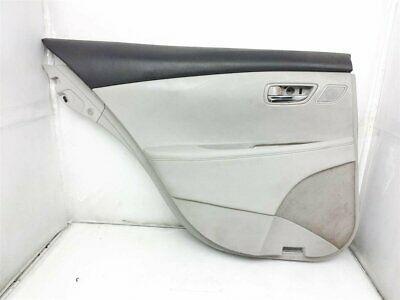 Ad Ebay 07 08 09 Lexus Es350 Rear Left Interior Door Liner Panel 67640 33a40 B0 Gray Truck Parts Interior Car