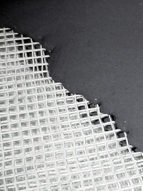 """""""Textile Reinforced Concrete (TRC) is an innovative composite material made from a concrete matrix and textile reinforcement by glass or carbon, which permits the production of extremely light and slender components. Beyond that the flexible reinforcement makes it possible to create free forms and geometries."""", Institut für Textiltechnik, RWTH Aachen"""