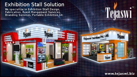 Exhibition Trade Show Stall Best Design Development Company India New Delhi Noida NCR Gurgaon