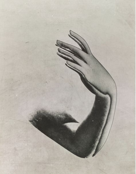 Pierre Boucher --- Solarized Arm and Hand --- 1933