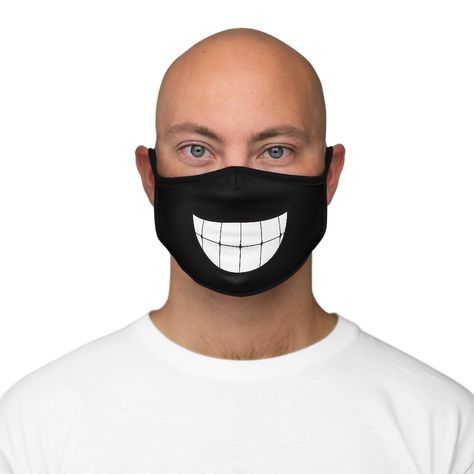 NOT AVAILABLE IN STORES! Description: Make people laugh the second you walk into the room with this Happy Face Mask. Spread positive vibes and be the one who puts a smile on people`s faces. All you have to do is get this funny mask, that looks like you`re always smiling and are in a good mood. What`s better than that? Shipping: The estimated delivery time for your item is 6-9 business days. Due to the current circumstances, please note that delivery time might be longer. About Our Mask: Made in