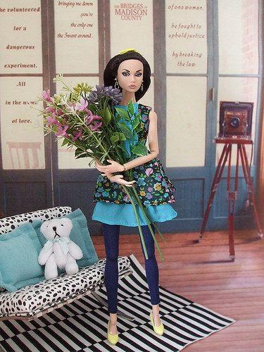 The Reluctant Debutante | Poppy parker dolls, Fashion