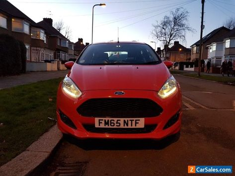 Car For Sale Ford Fiesta Zetec Turbo 1 0 Ecobost
