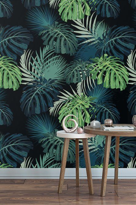 Tropical Wallpaper Peel And Stick