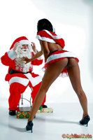 Christmas Booty......... by sydeline
