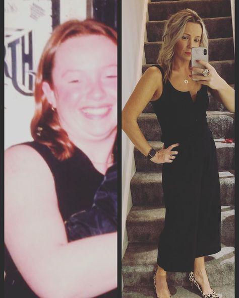 #transformationtuesday #makethechange #trasformation #weightlosstransformation ...