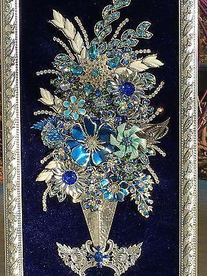 Belham Living Seville Antique Locking Vintage Jewelry Crafts Vintage Jewelry Repurposed Vintage Rhinestone Jewelry