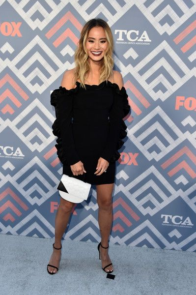 Jamie Chung attends the FOX 2017 Summer TCA Tour after party.