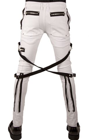 Compatible dildo harness vibrating