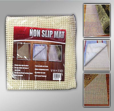 Rug Pads And Accessories 36956 Area Rug Pad 8x10 Non Skid Slip