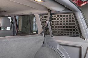 Xj Rear Window Molle Panel Jeep Cherokee 84 01 Jeep Cherokee Xj Jeep Cherokee Jeep Cherokee Xj Accessories