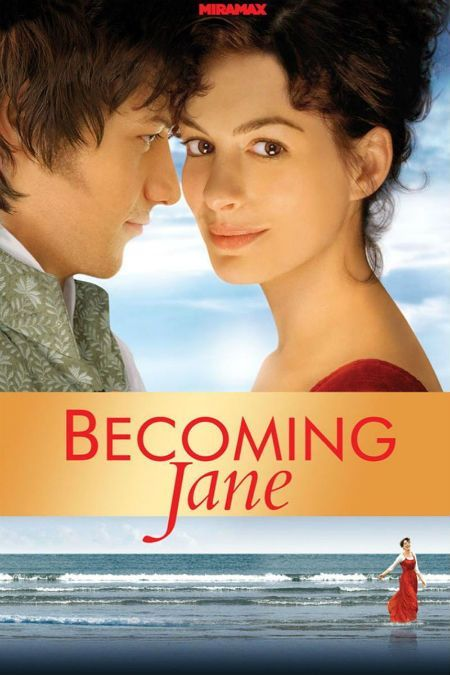 Becoming Jane is about Jane Austen's young romance that may have inspired her books. It's a great movie to learn vocabulary to improve your SAT score.