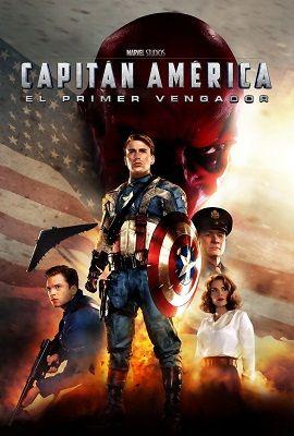 Capitan America El Primer Vengador Peliculas Online Gratis Capitan America Peliculas Online