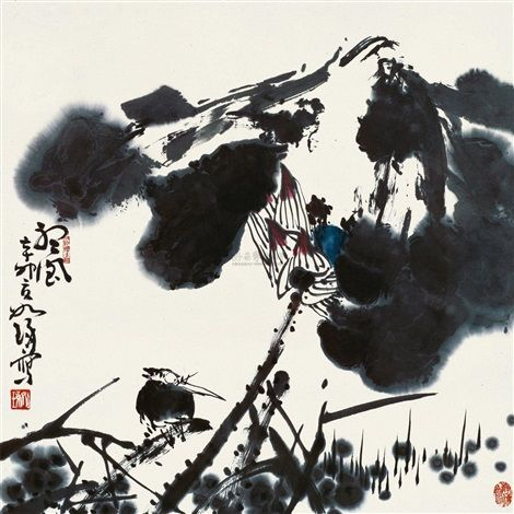 View Past Auction Results For Cui Ruzhuo On Artnet 月亮