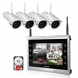 The 10 Best Outdoor Security Cameras Reviews Guide 2019 Securitycamer Wireless Home Security Systems Wireless Security Camera System Alarm Systems For Home