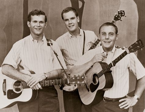 The Kingston Trio 1957-1961: Bob Shane, Dave Guard, Nick Reynolds