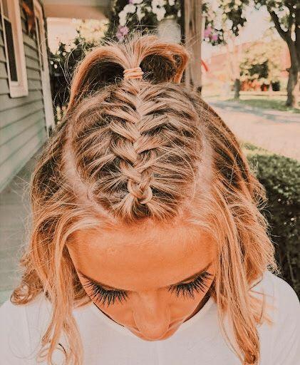 Cute Hairstyle Ideas In 2020 Hair Styles Pinterest Hair Long Hair Styles