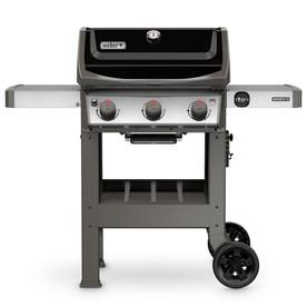 Weber Spirit Ii E 310 Black 3 Burner Liquid Propane Gas Grill Lowes Com Best Gas Grills Natural Gas Grill Propane Gas Grill