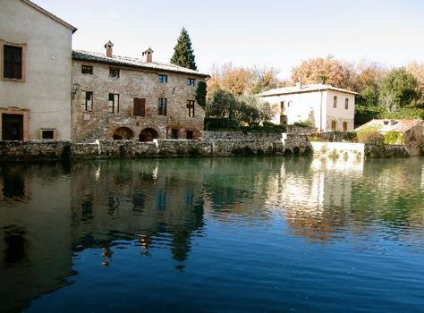 Bagno Vignoni Nostalgia A Must Place In The Heart Of Tuscany