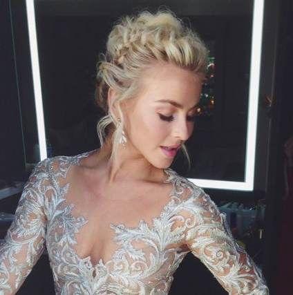 21 Ideas Wedding Hairstyles For Bridesmaids Julianne Hough Wedding Hairstyles Braided Hairstyles For Wedding Wedding Hairstyles Updo Julianne Hough Hair