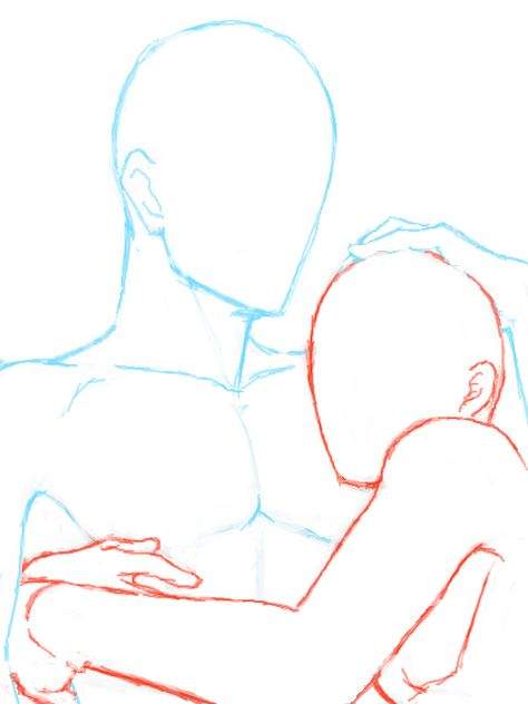 Couple Poses Reference, Anime Poses Reference, Drawing Body Poses, Body Reference Drawing, Ship Drawing, Drawing Base, Anime Drawings Sketches, Couple Drawings, Anime Base Couple